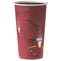 Coffee in Paper Hot cup