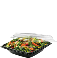Salad in Expressions container