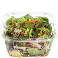 Salad in ClearPac SafeSeal container