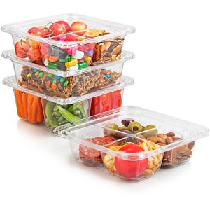 TamperGuard™ Snack Boxes