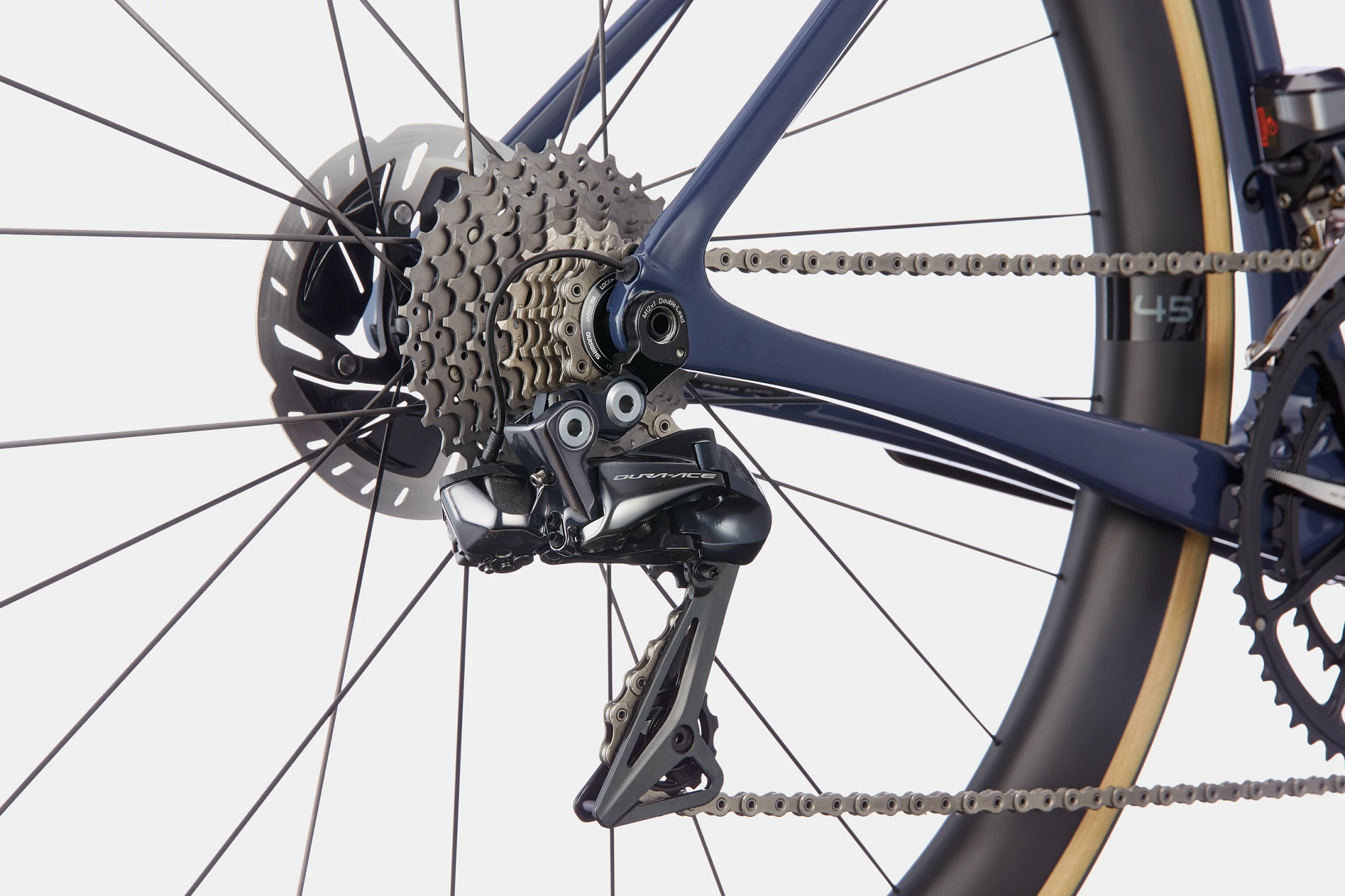 SuperSix EVO  Hi-MOD Disc Dura-Ace Di2 Detail Image