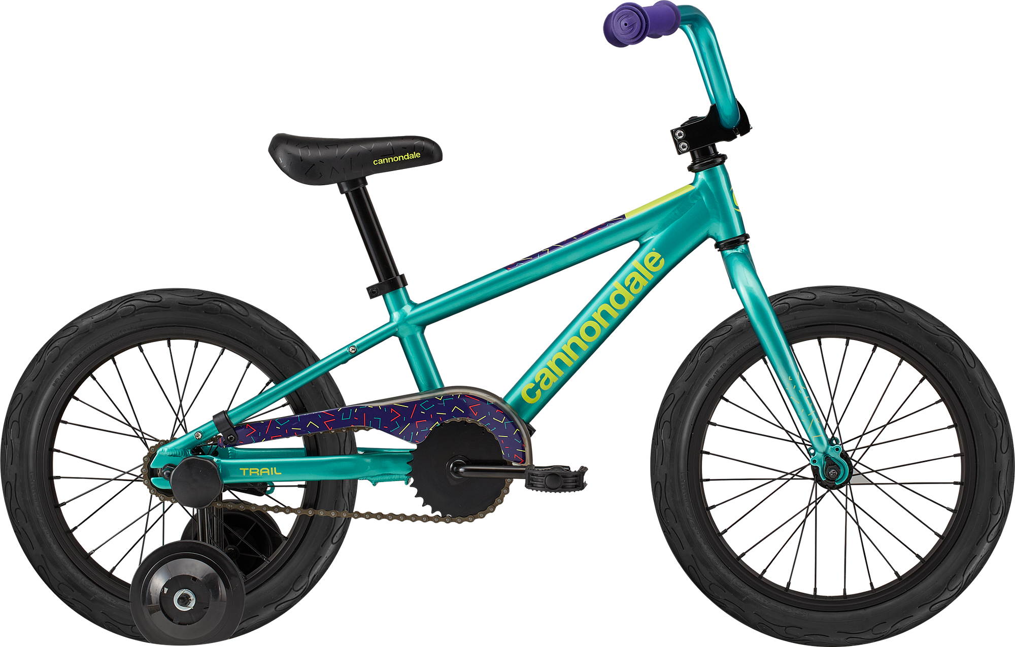 Kids Trail  Single-Speed 16 Girl's Detail Image