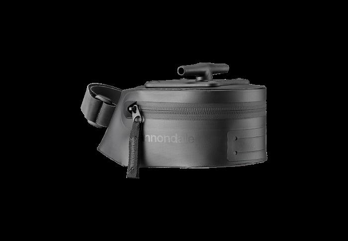 Contain QR Saddle Bag Detail Image