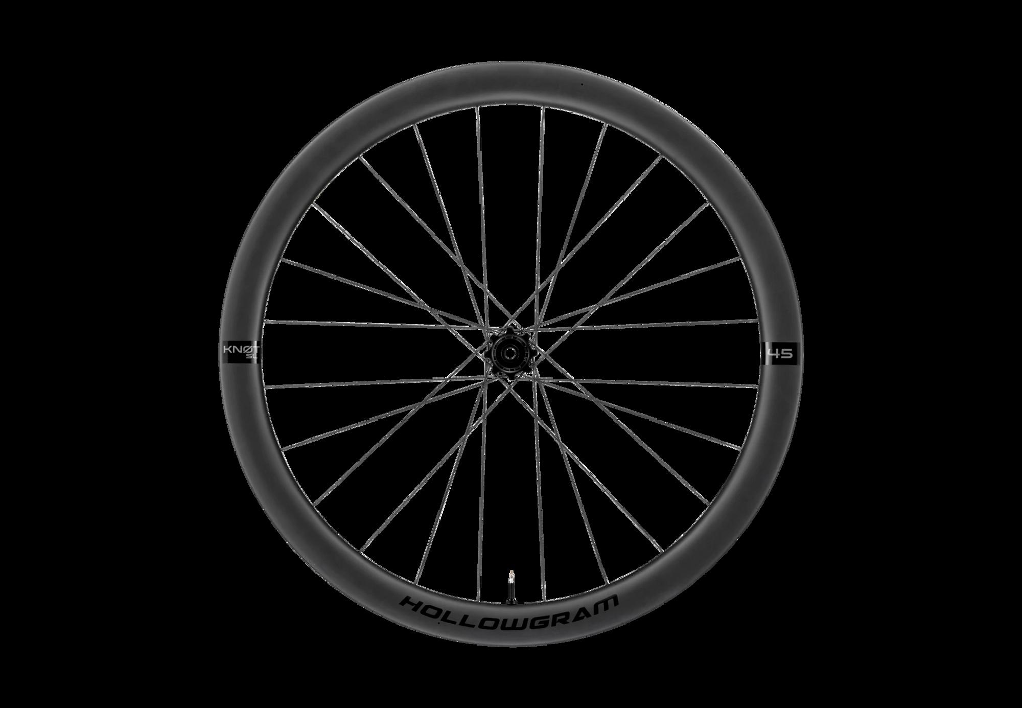 HollowGram 45 SL KNØT Wheel 142x12 SRAM XDR Detail Image