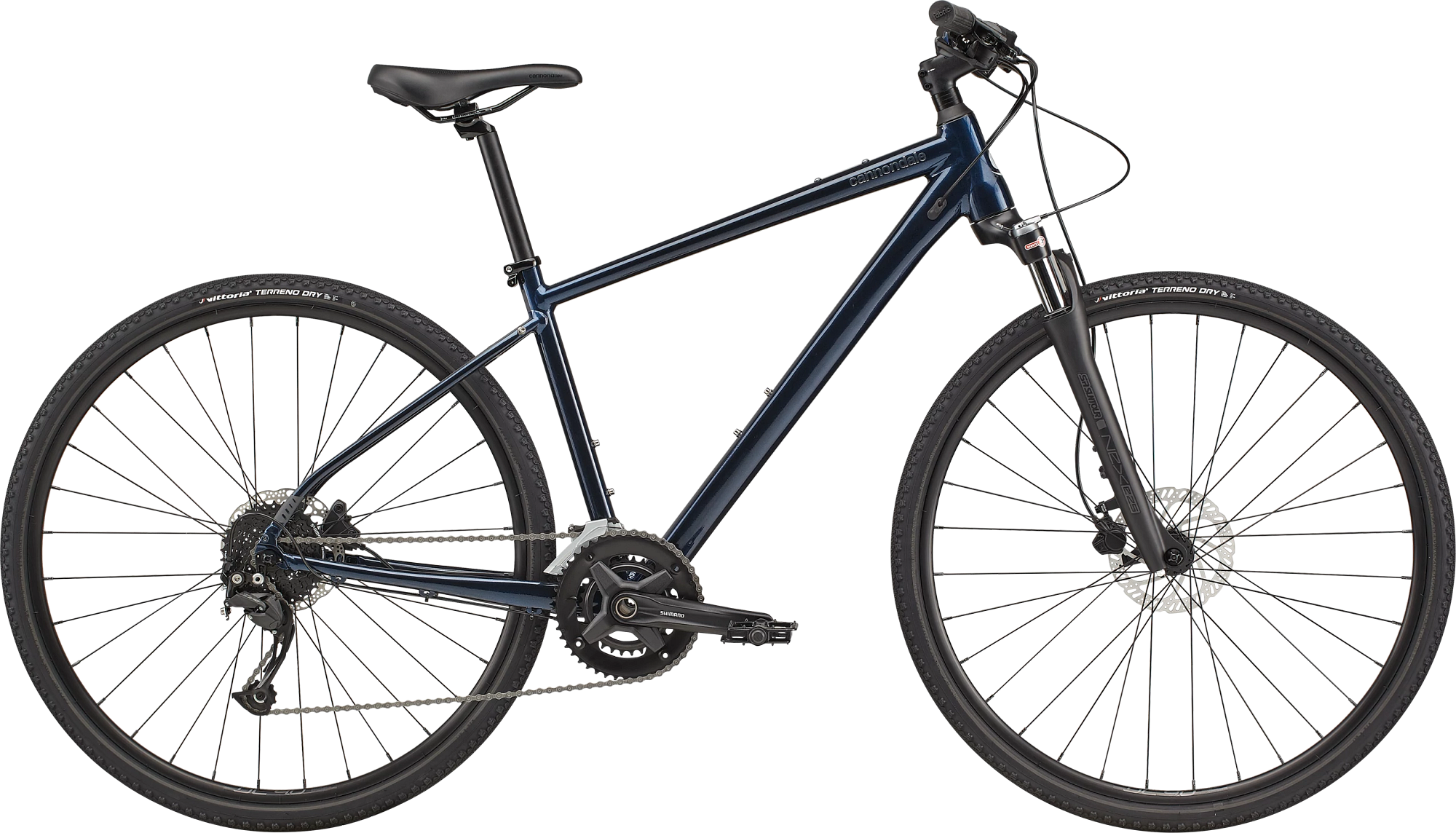 Cannondale Quick CX 2 full review