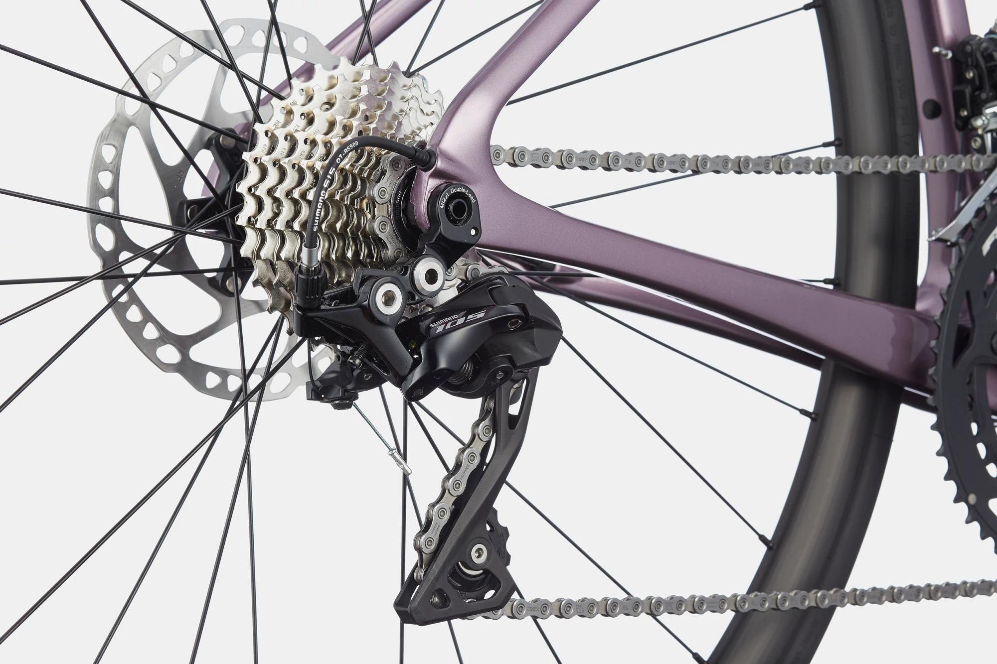 SuperSix EVO  Carbon Disc Women's 105 Detail Image