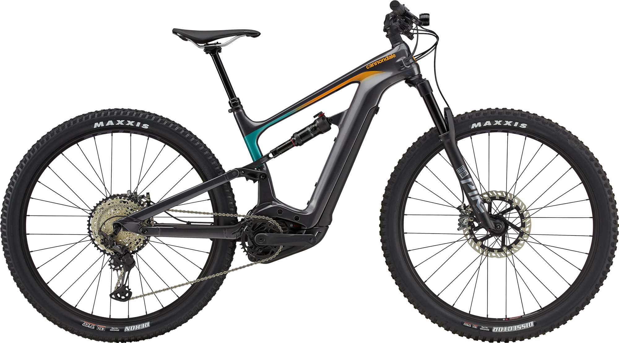 cannondale neo 1 high-end e-mtb