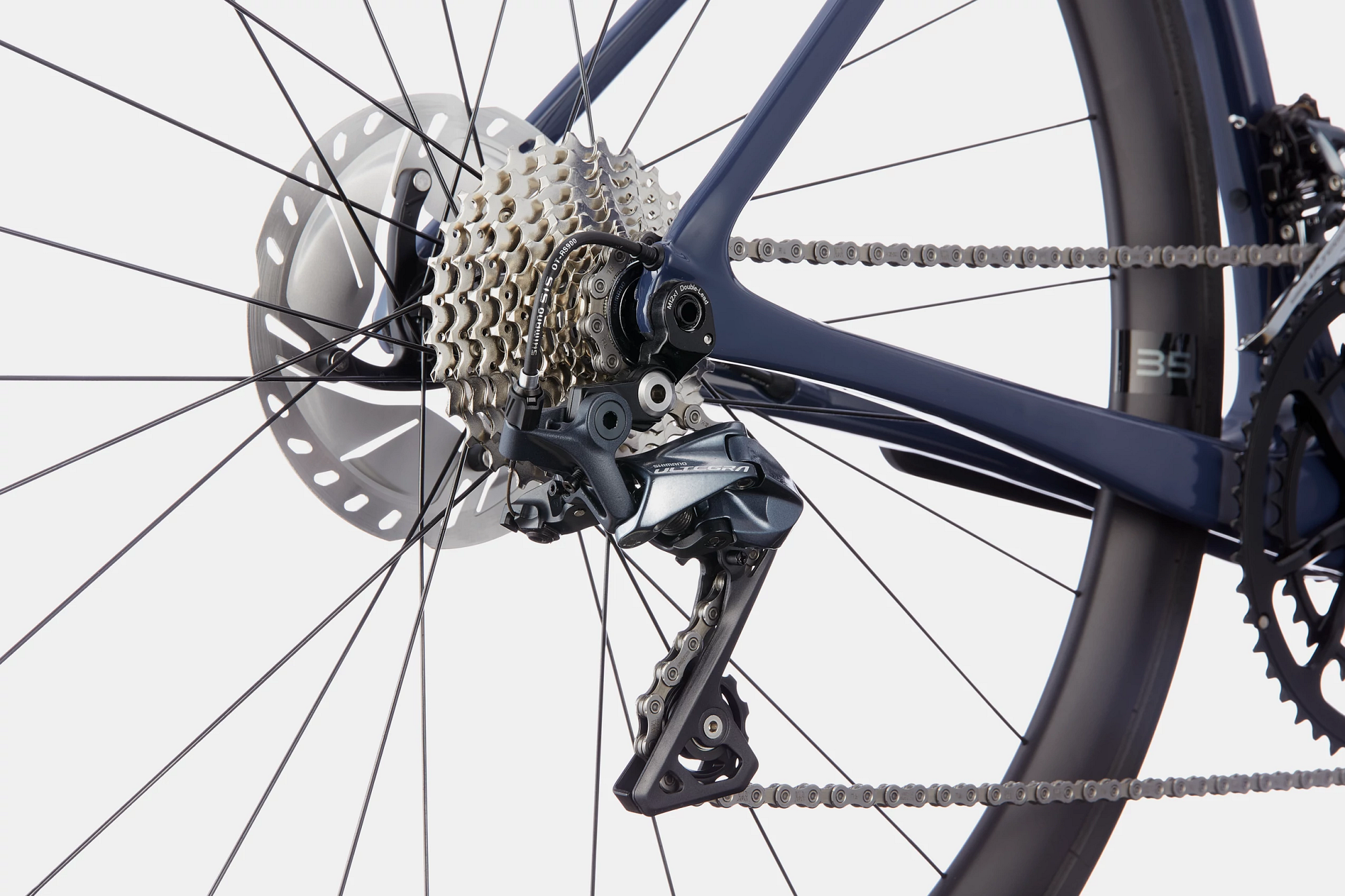 SuperSix EVO  Hi-MOD Disc Ultegra Detail Image