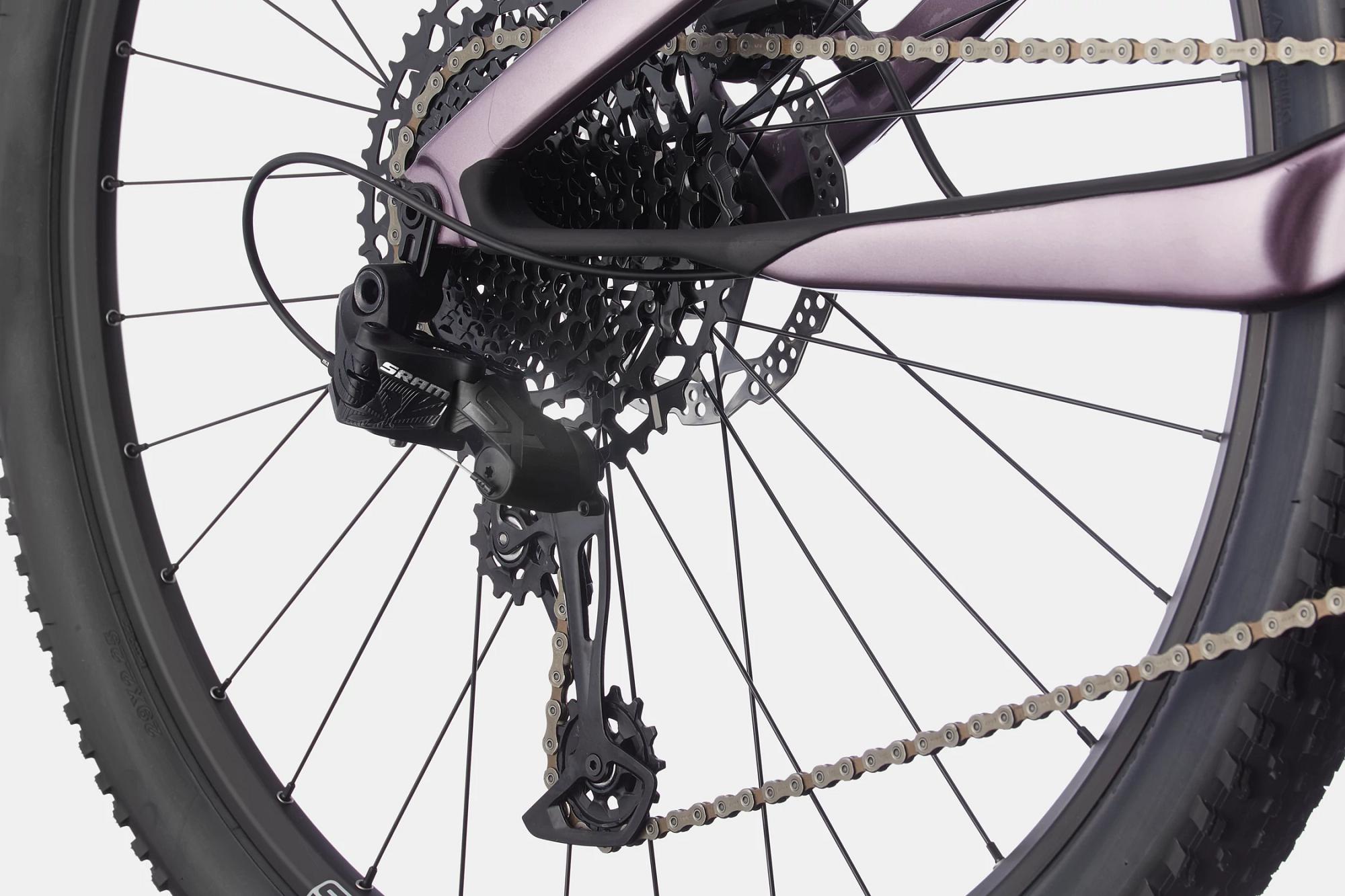 Scalpel  Carbon Women's SE Detail Image