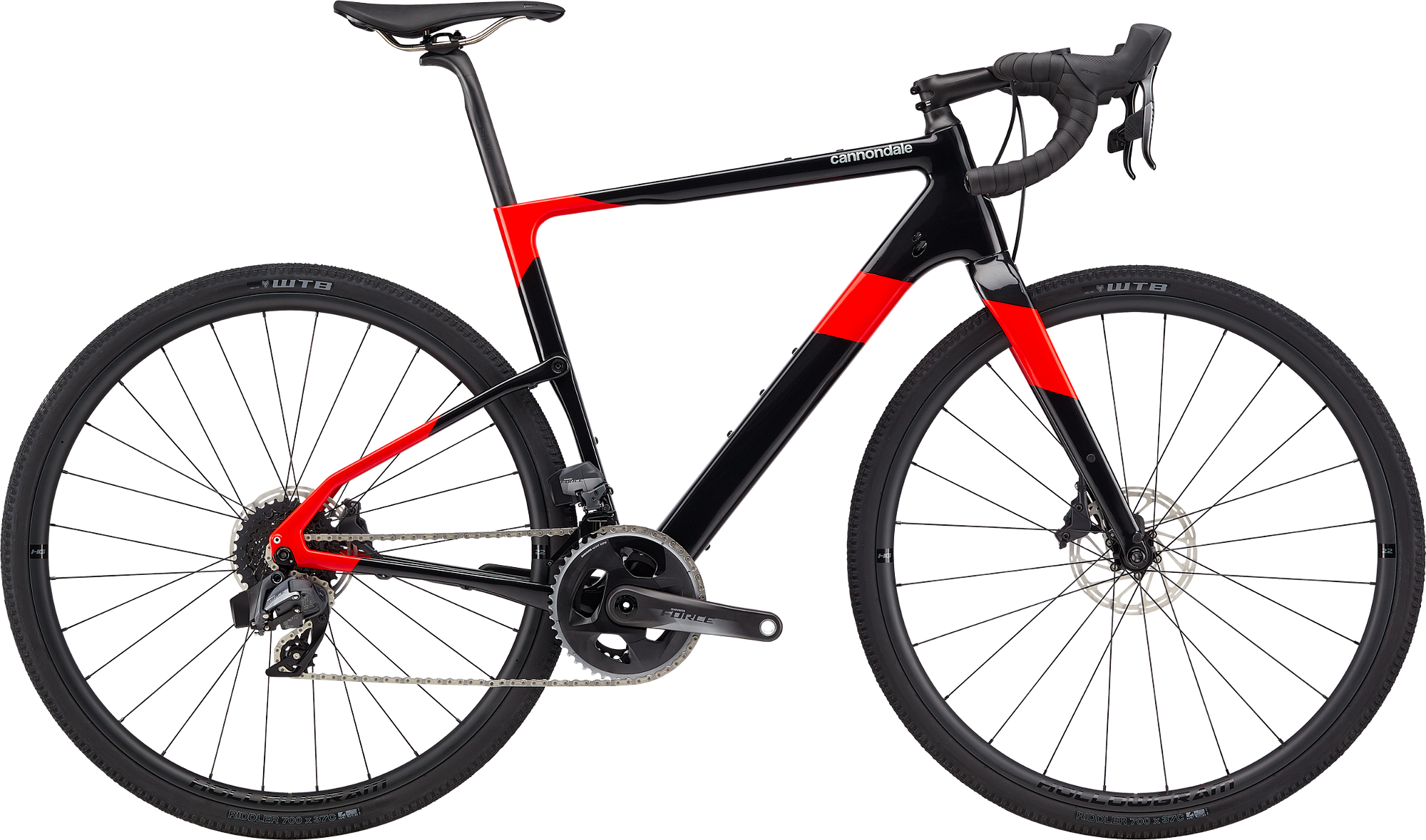 Cannondale Topstone electric-shifting Force eTap AXS