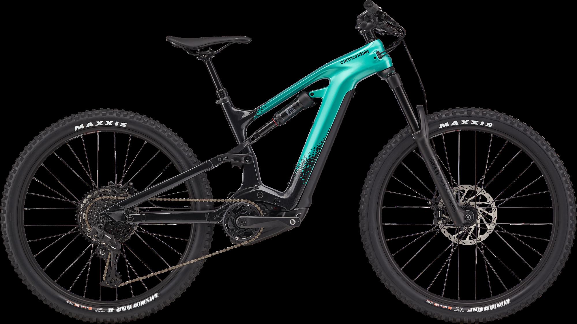 cannondale Moterra Neo 3 mountain bike