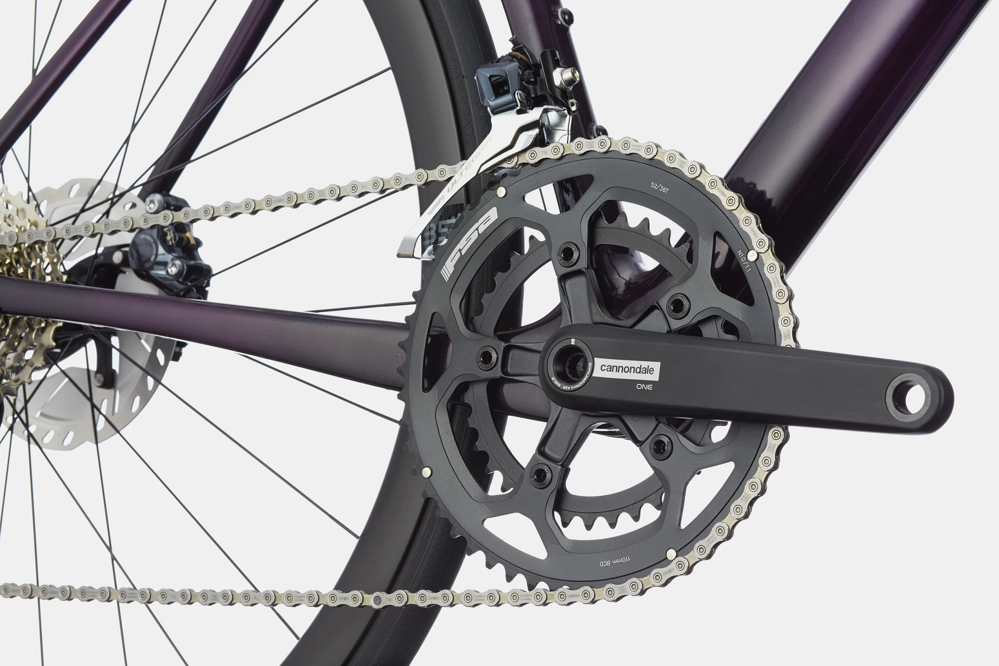 SuperSix EVO  Carbon Disc Ultegra Detail Image