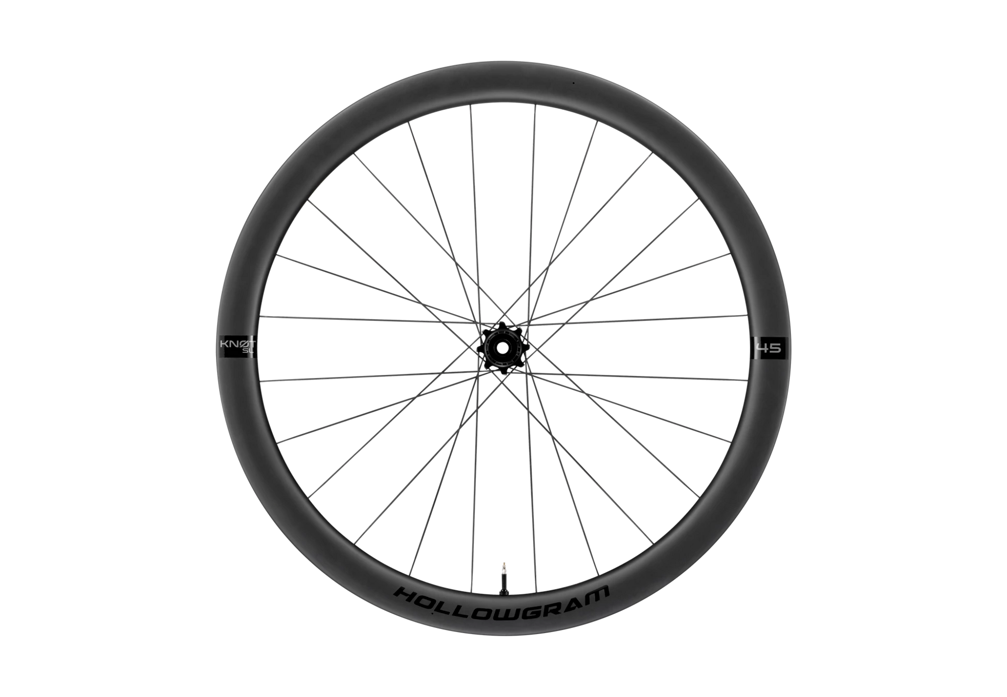 HollowGram 45 SL KNØT Wheel 142x12 Shimano Detail Image