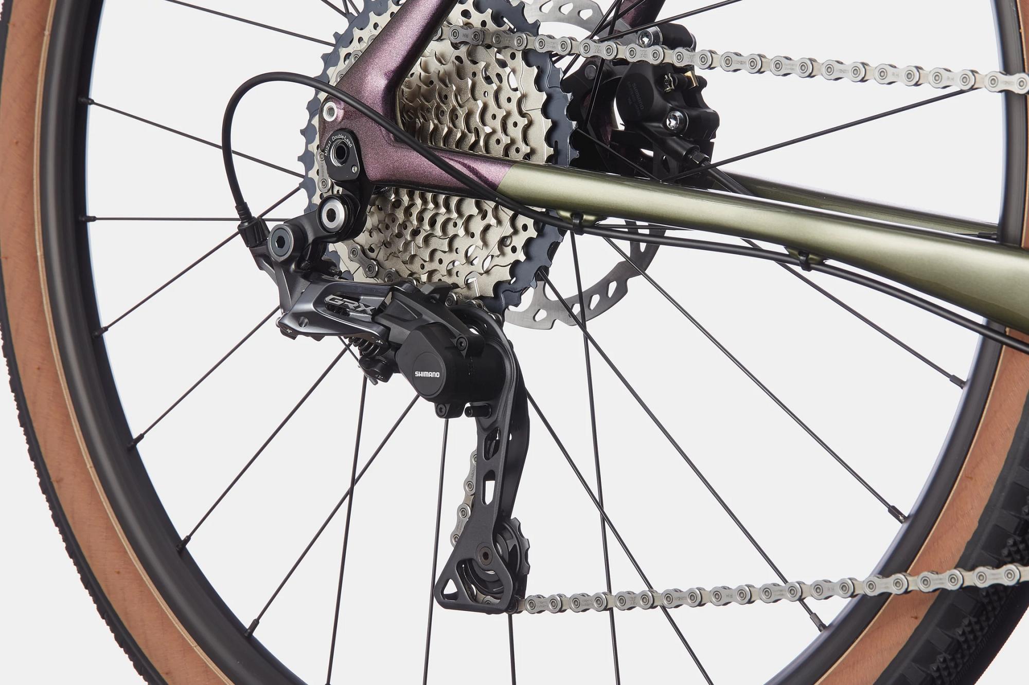 Topstone Carbon  Lefty 3 Detail Image
