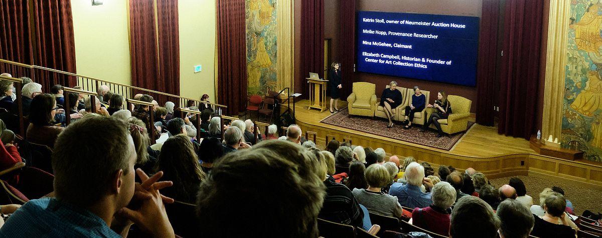 screening of film about global art repatriation