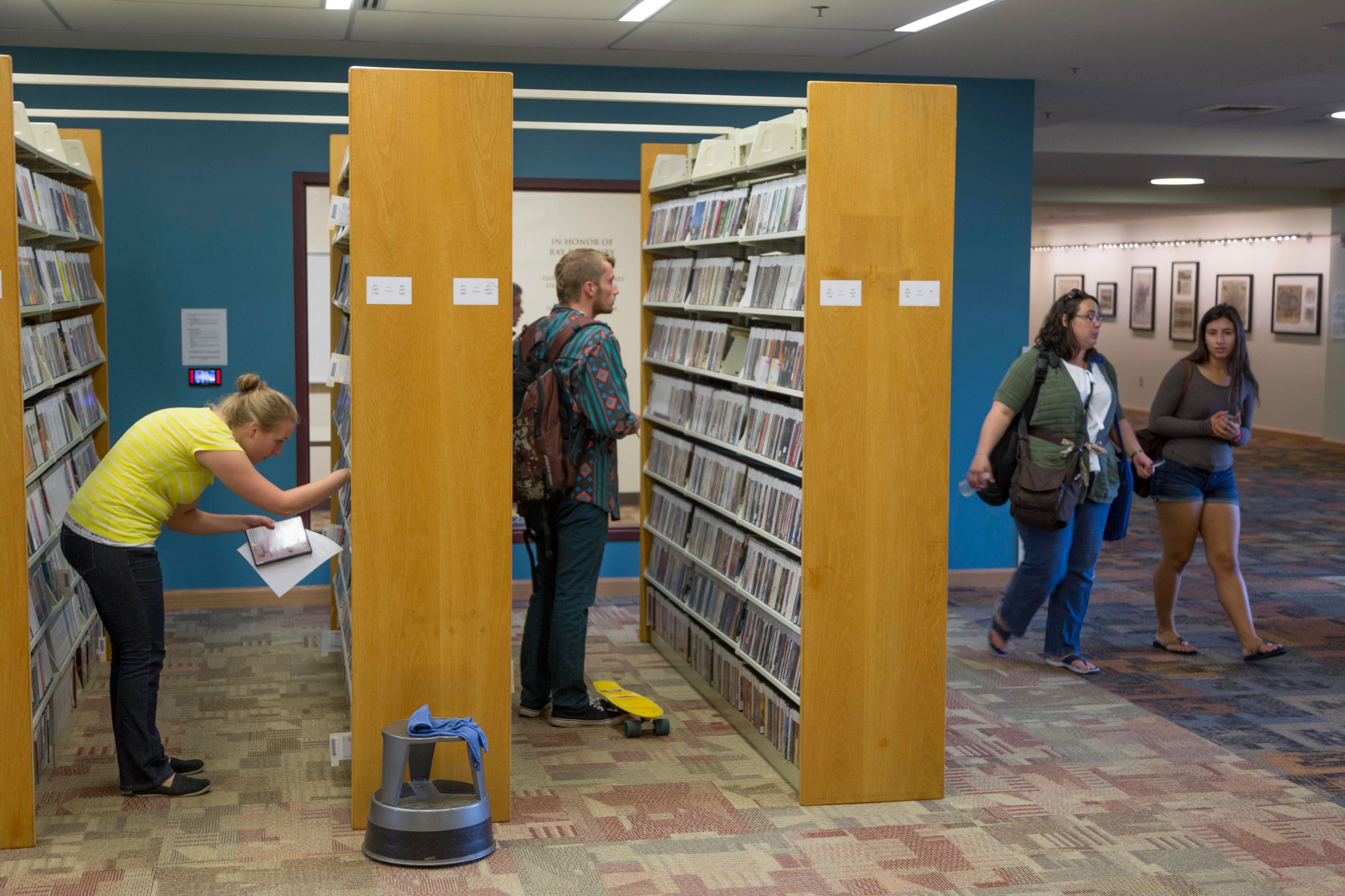 University Libraries Diversity