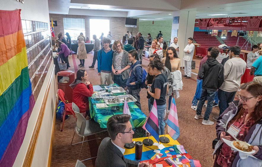 student culture fair