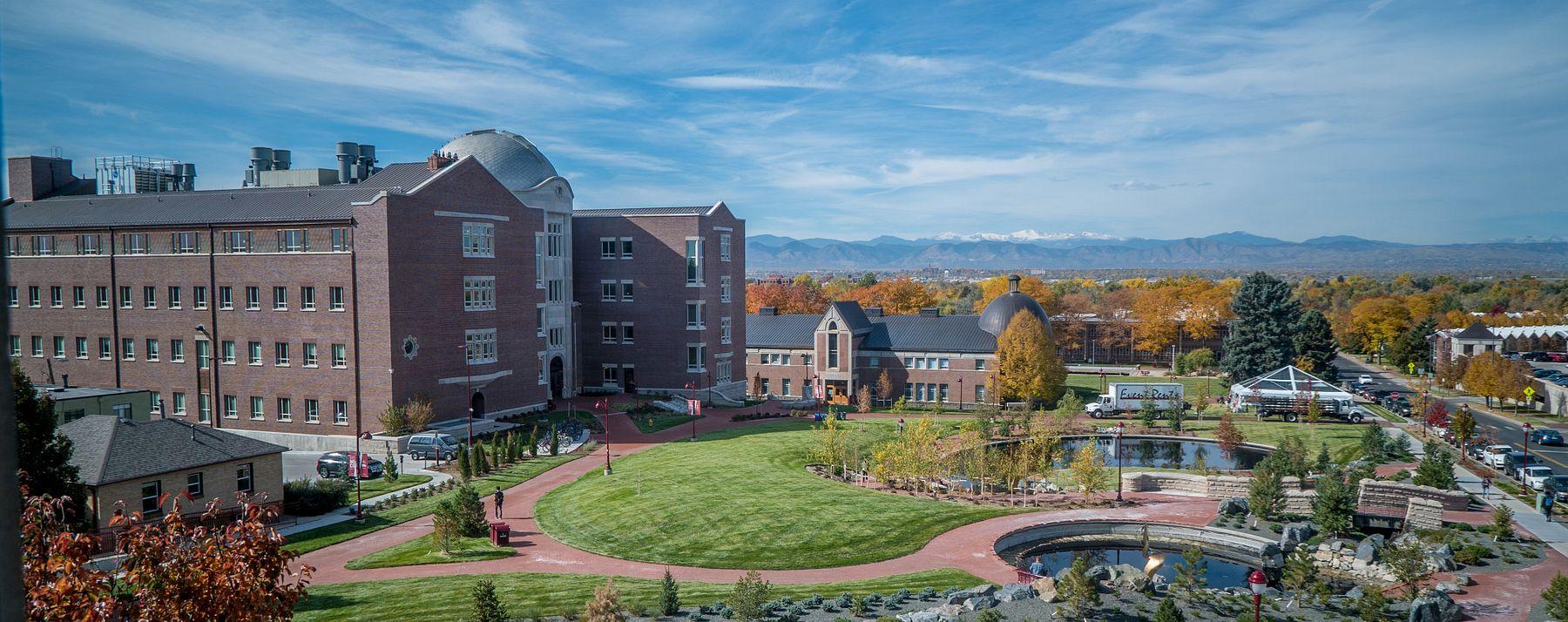 DU Campus Panorama