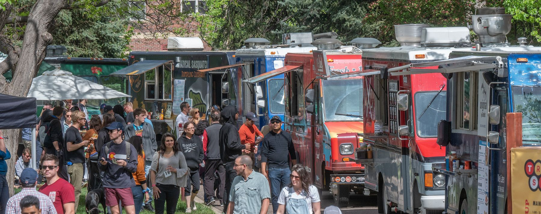 alumni food truck festival