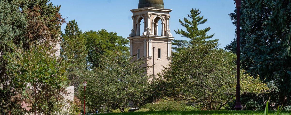 du campus belltower