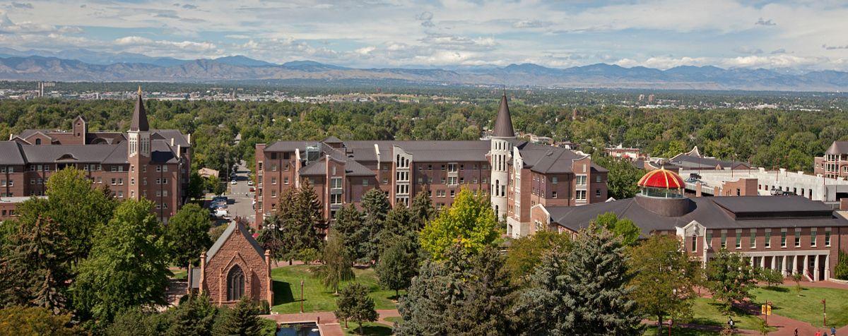 University of Denver Campus