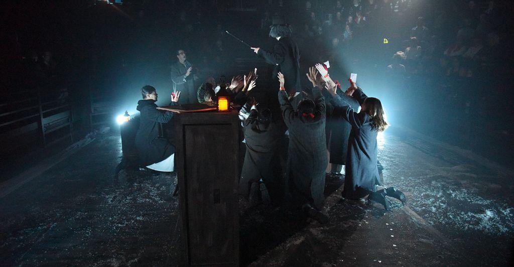 incarcerated actors at du prison arts performance