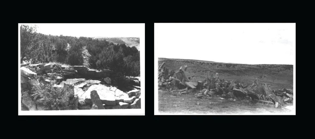 images from snake blakeslee apishapa canyon exhibit