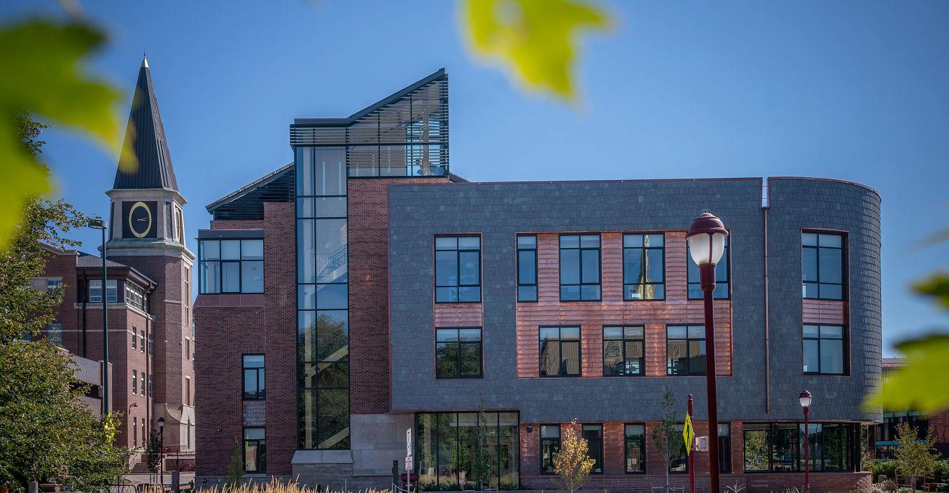 Burwell Center exterior