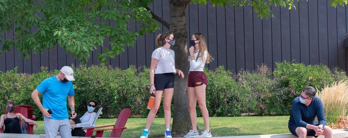 social distancing summer