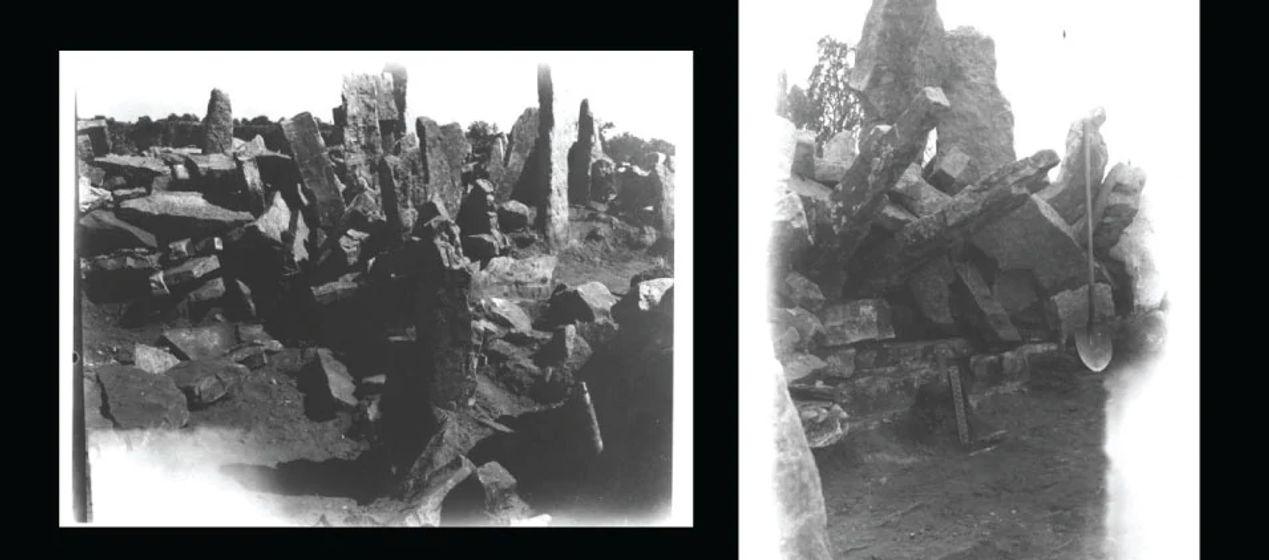 images of canyon rocks from exhibit