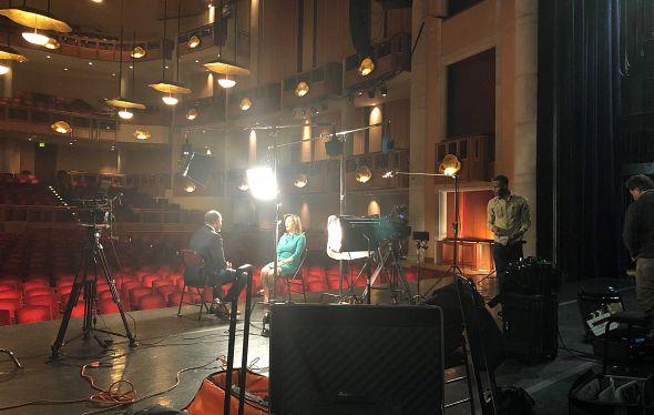Spirituals Project on CBS Evenibg News