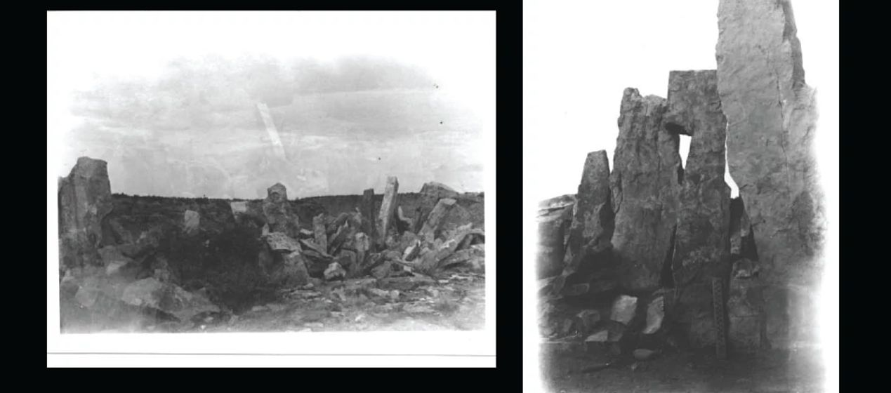 images from virtual exhibit
