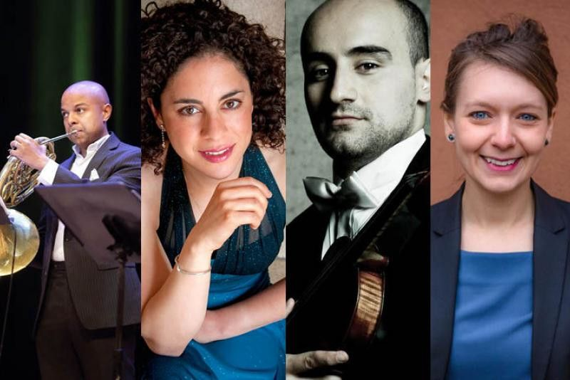 Four new faculty members