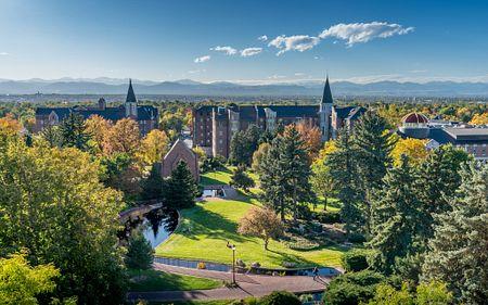 campus aerial image