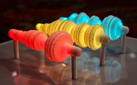 neon spools