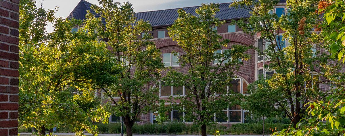 campus exterior photo