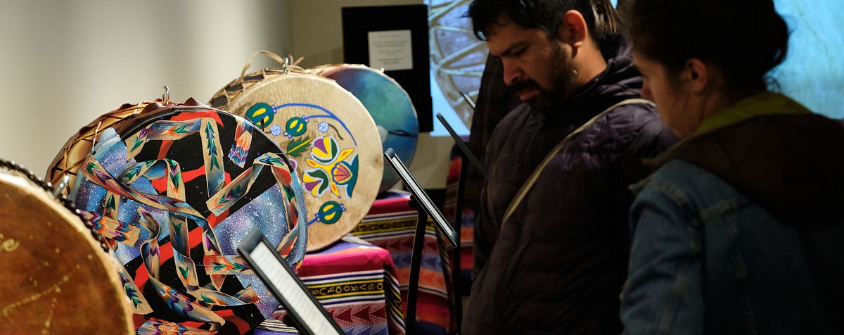 indigenous film and art exhibit