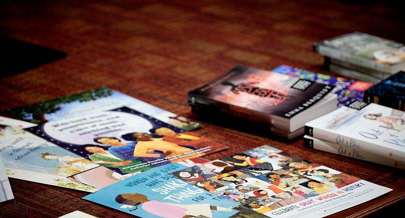 sample books at Denver Publishing Institute