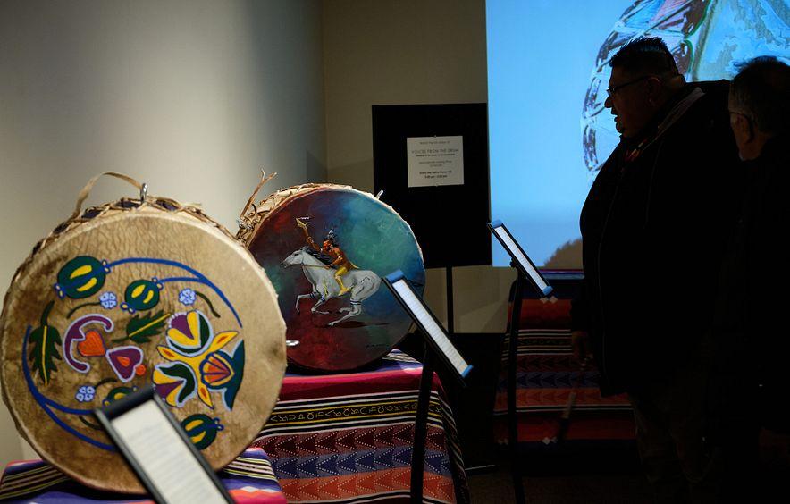 indigenous art exhibit