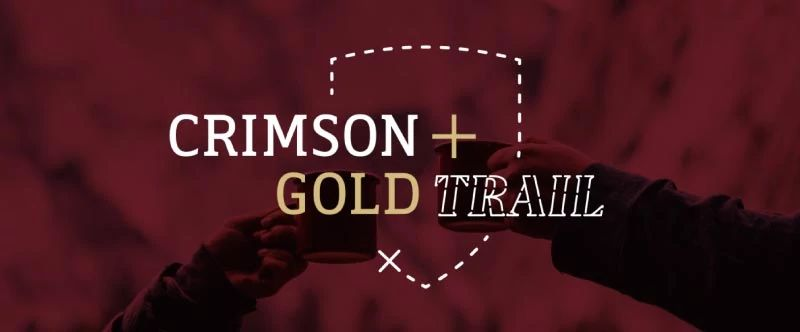 Crimson and Gold Trail
