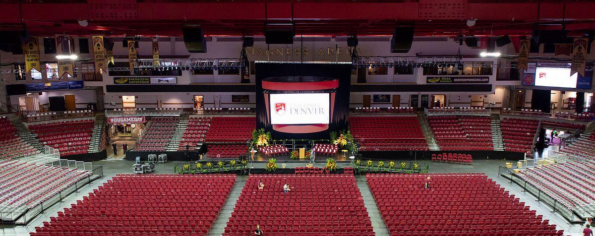 Graduation seating