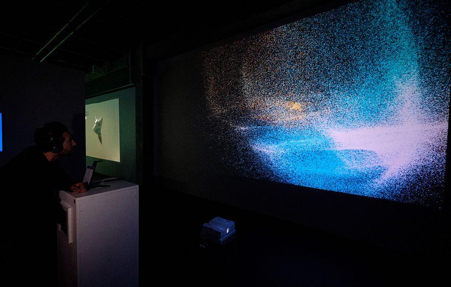 Coalesce Art Exhibit