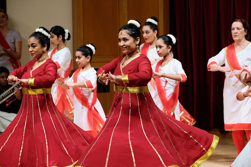 Photo of North Indian Classical Dance performers