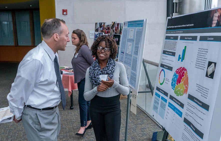 DU undergraduate research