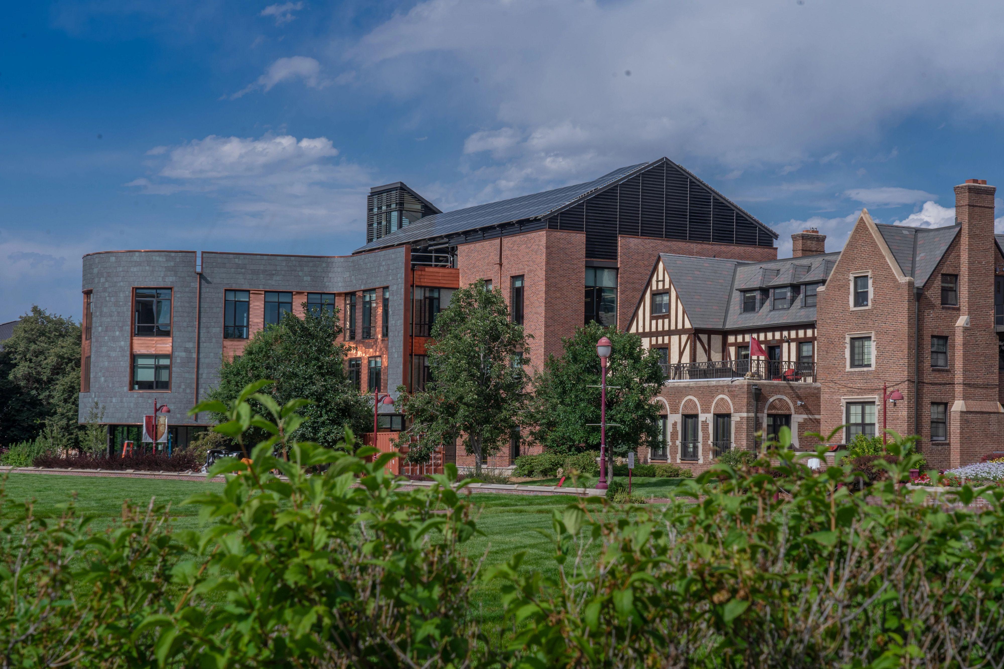 new campus buildings