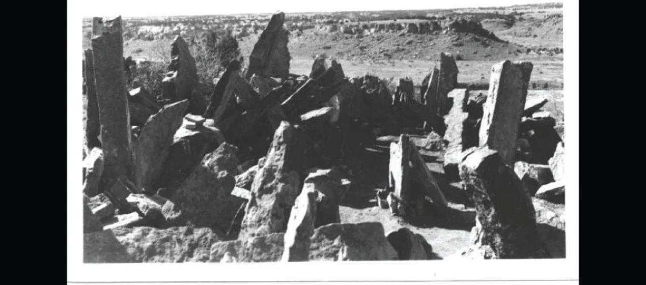 standing rock photo in duma exhibit