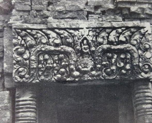 11th Century Stone Lintel. Retrieved from nationmultimedia.com