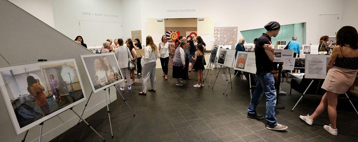 photography exhibition