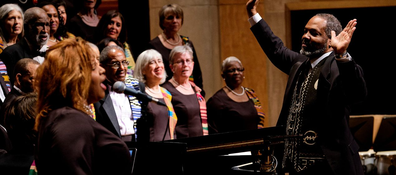 The Spirituals Project Choir