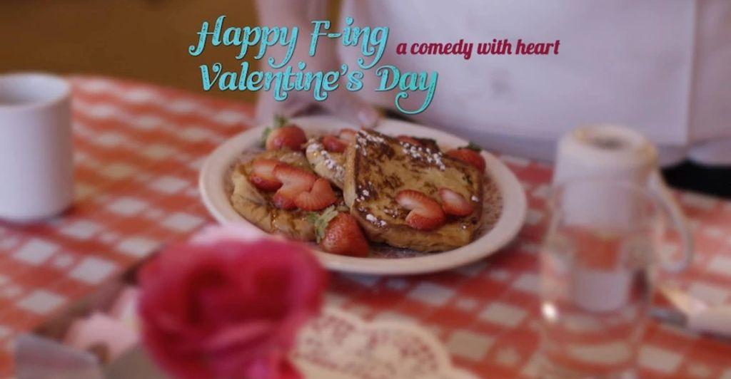 Happy F-ing Valentines Day